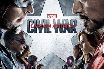Captain America: Civil War Final Poster