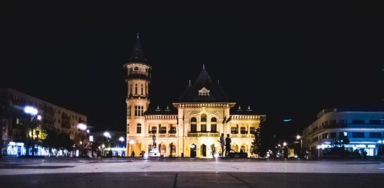 Palatul Comunal, Buzău
