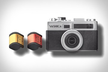 yashica y35 front