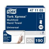 Tork Håndark H2 Universal 2-lags 3800ark