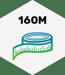 160 Meter