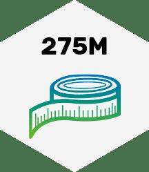 275 Meter
