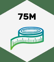 75 Meter
