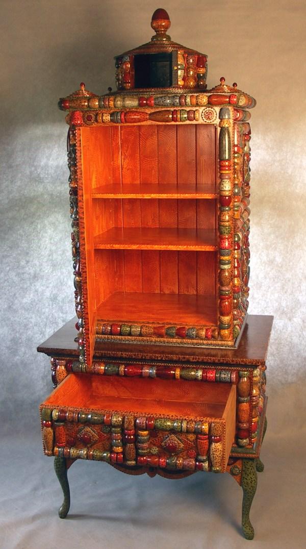 Folk Art Painted Furniture