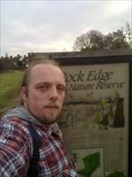 Dan at Rock Edge GZ