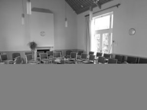 Jersey Quaker Meeting House.