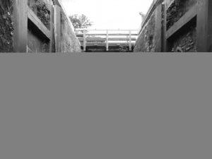 Our final pass through Brynich Lock
