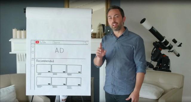 "Veritasium explains the YouTube ""frontpage"" algorithm."