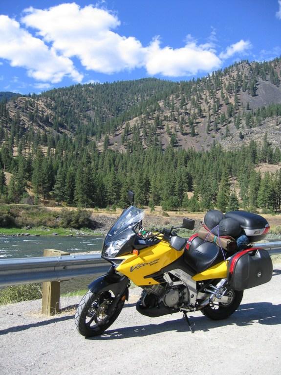 Clark Fork River in Idaho