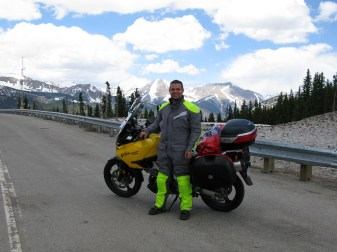 Crossing the Continental divide