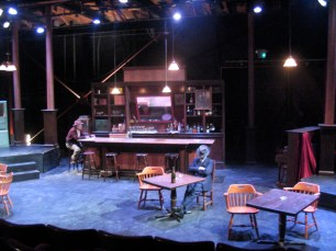 Time of Your Life, Open Fist Theatre Company (2006)