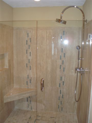Bath and Shower Remodel
