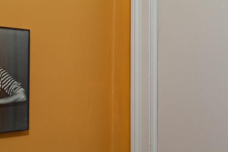 Hallway, Atlanta, GA, pigmented ink on fiber paper, 22 x 31 inches, 2011