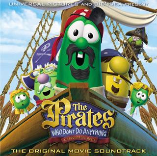 Veggie Tales Pirates