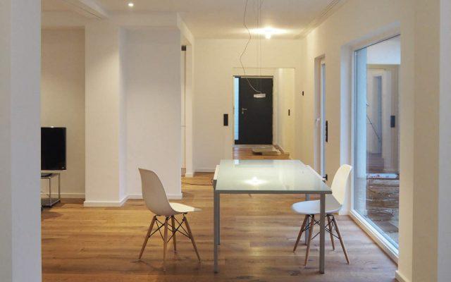 Haus E+S - Umbau eines Einfamilienhauses - Esszimmer