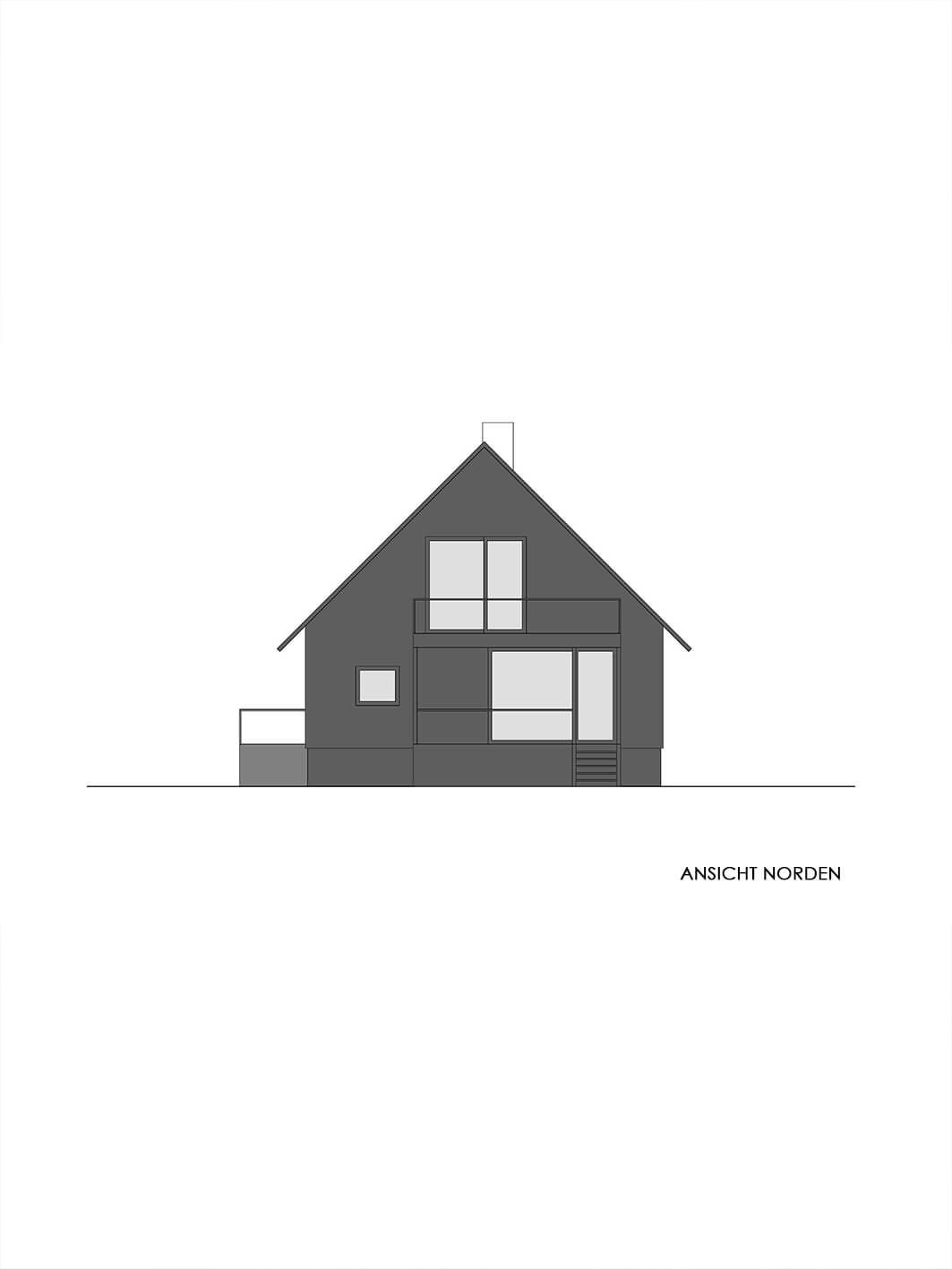 Erweiterung eines Mehrfamilienhauses in Dortmund Brechten