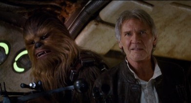 """Chewie, we're home !"""