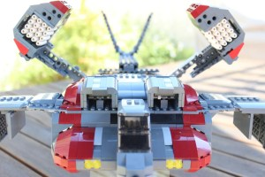 Photo of Lego MOC Dropship
