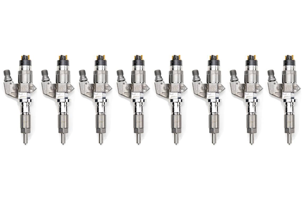 LB7 Duramax Stock Reman Injector Set