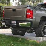 Banks Power Monster Exhaust System Single Exit Chrome Tip 07 10 Chevy 6 6l Lmm Ecsb Cclb To