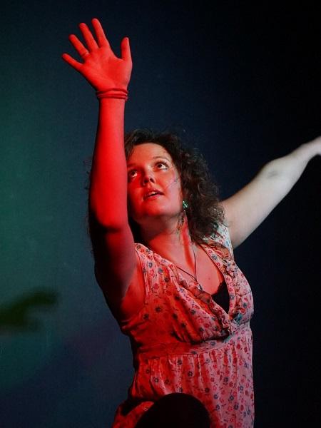 Céline Klein danse
