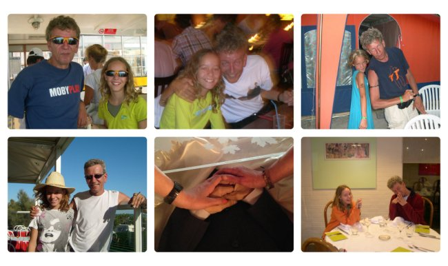 collage pappa