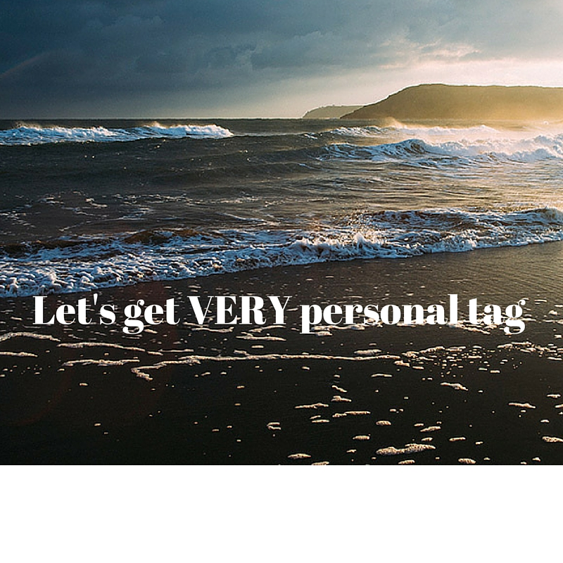 Let's get very personal TAG