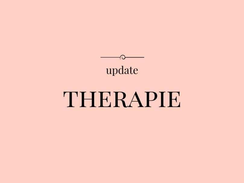 Therapie update: intake(s) en begeleiding