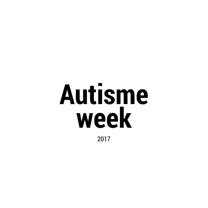 Autismeweek 2017: Jong & AUT
