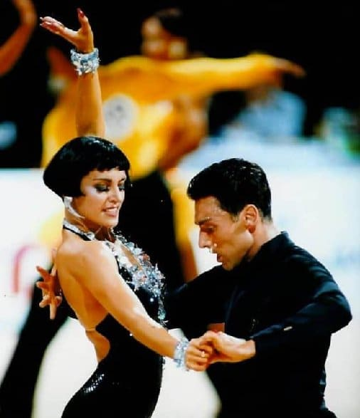 Gaëlle Bernard et Éric Sourdeau