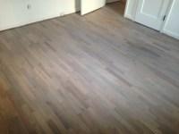 Refinishing Wood Floors for a Beach House Look - Dan's ...