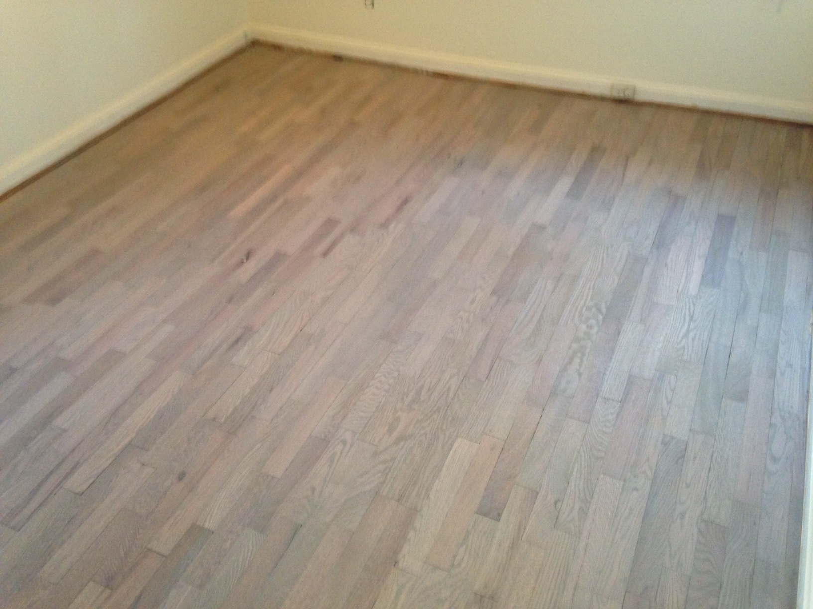 How To Stain Red Oak Floors