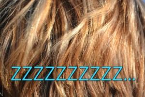 Resting hair
