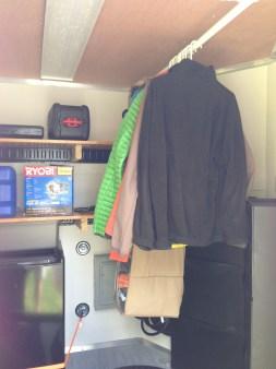 Make-Shift Closet