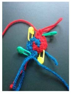 Spiral sokker omgang 3