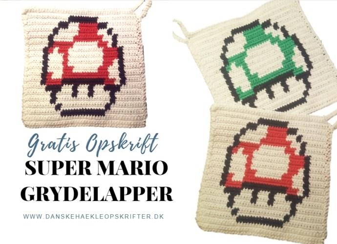 SUPER MARIO GRYDELAPPER