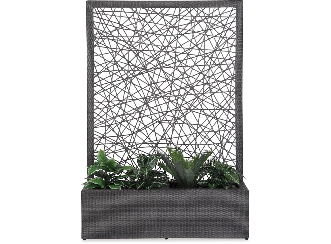 outdoor wicker chairs nz cafe for sale planter screen