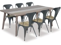 Havana Dining Table & Loft Chairs x 6