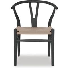 Black Cross Back Chairs Nz Dining Chair Leg Caps Room Furniture Danske Mobler New Zealand Cayenne