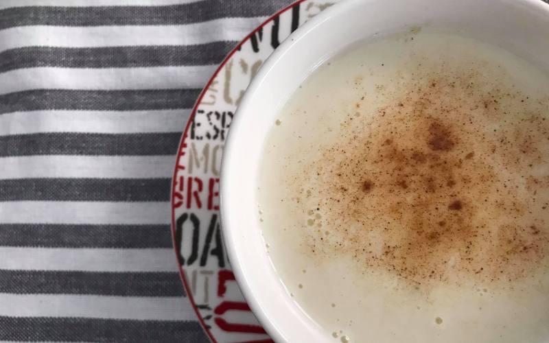 Salep opskrift, sahlep opskrift, tyrkisk mælkedrik, tyrkiske drikke, tyrkisk vinterdrik, tyrkiske opskrifter
