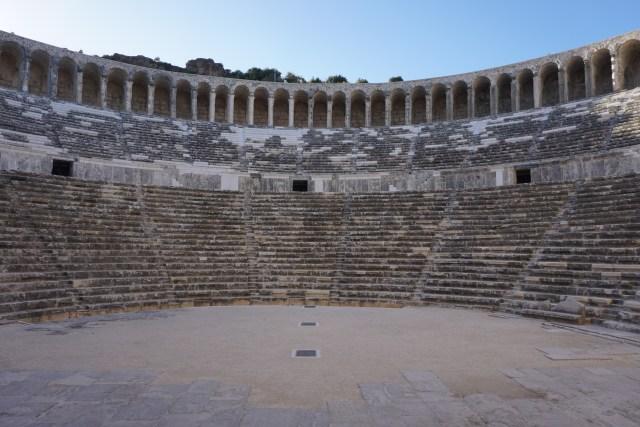 aspendos teater antalya