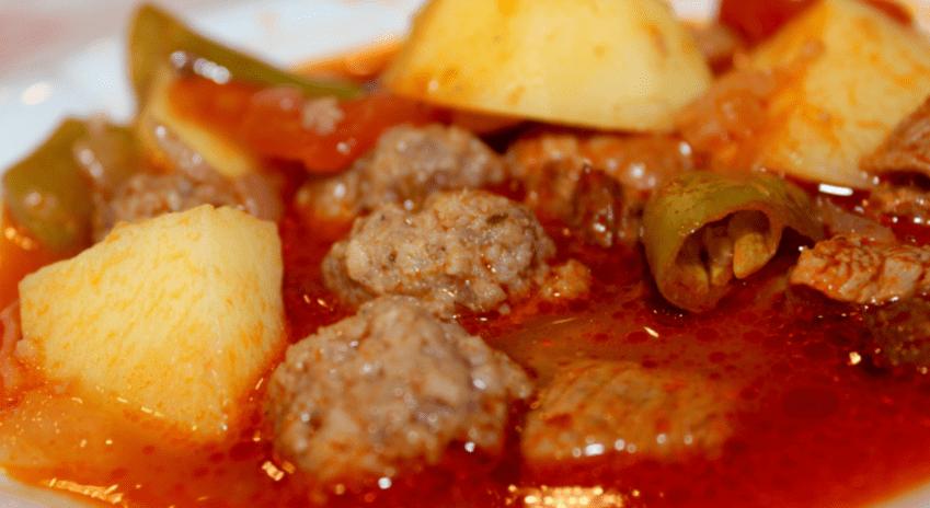 Topalak suppe opskrift