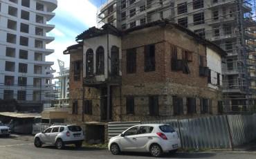 de gamle huse i alanya