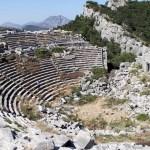 Bloggertur til Belek og Termessos