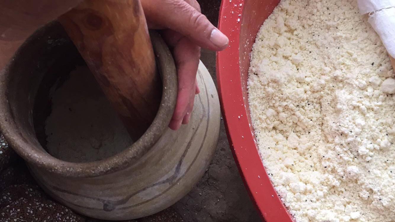 Svigermors osteproduktion