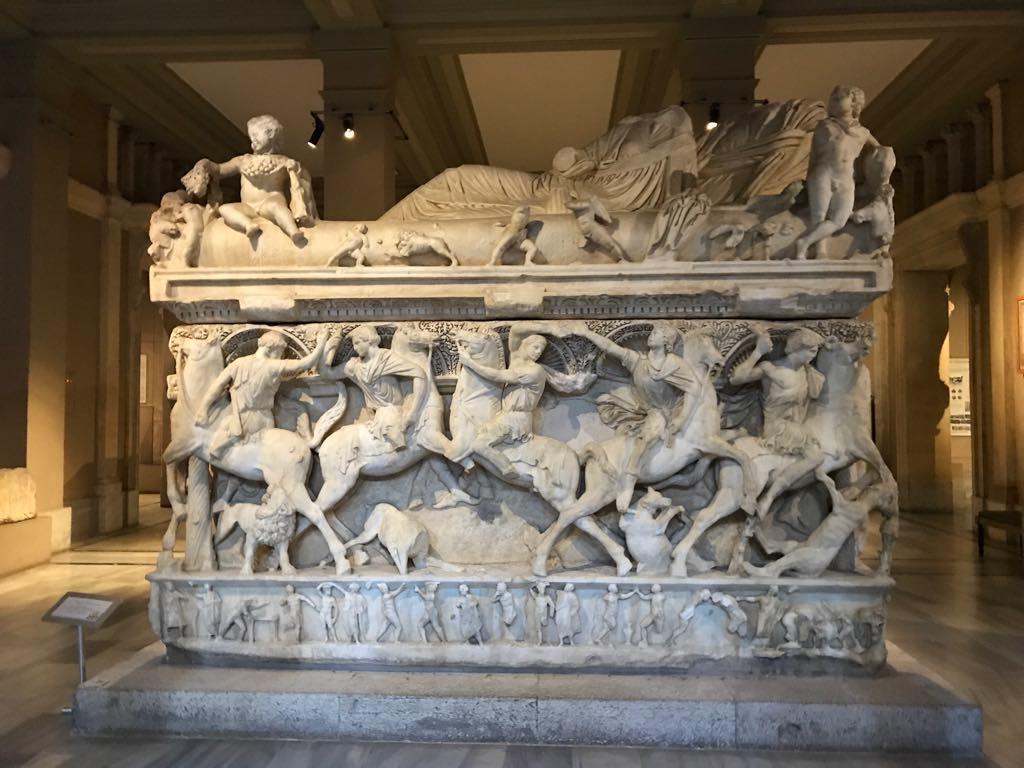 Arkæologisk museum i Istanbul