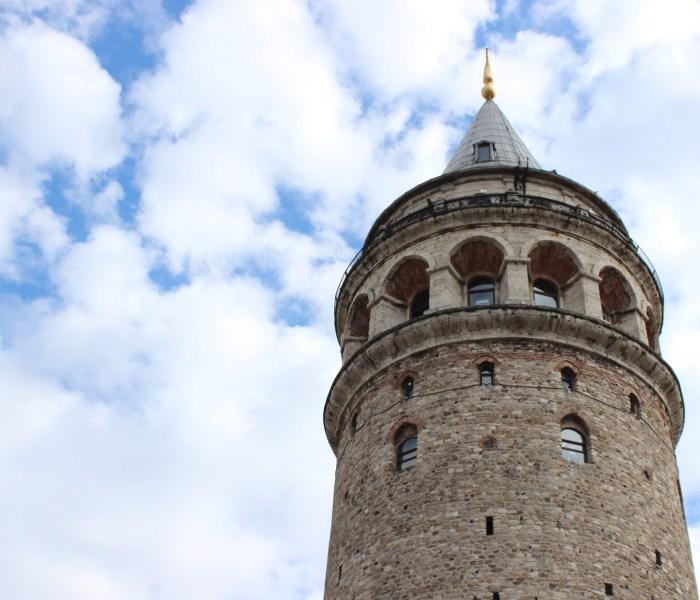 Galatatårnet i Istanbul