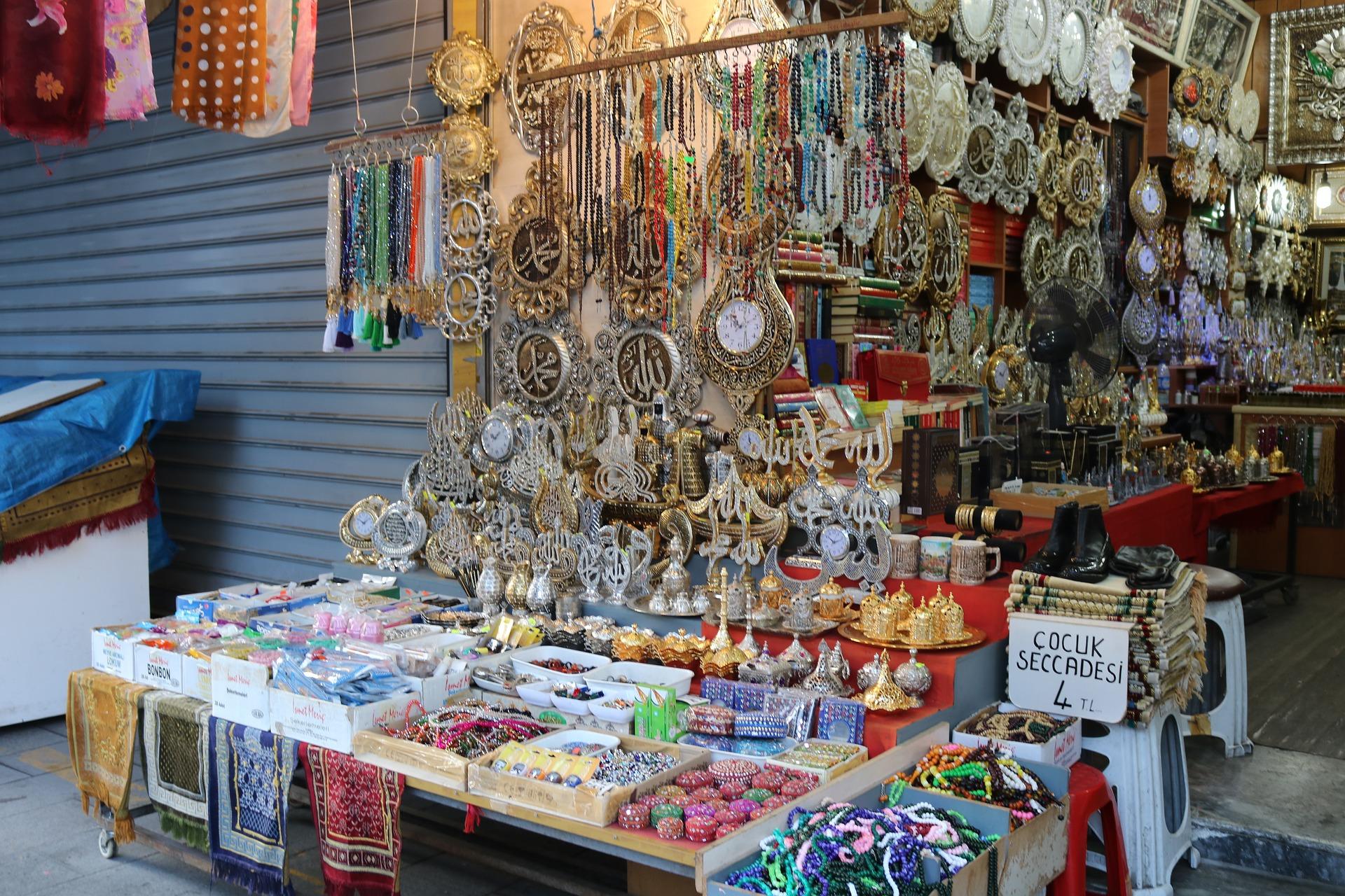 15 populære souvenirs fra Tyrkiet