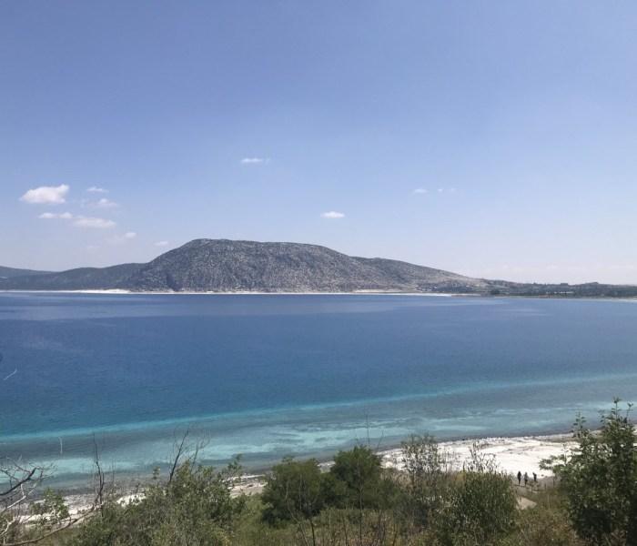 Salda gölü – Tyrkiets dybeste sø