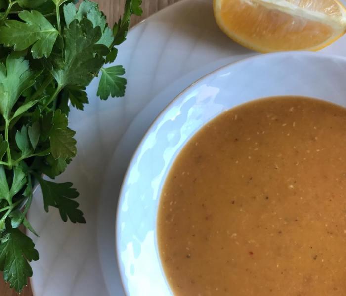 Tyrkisk linsesuppe opskrift – som min svigermor laver den